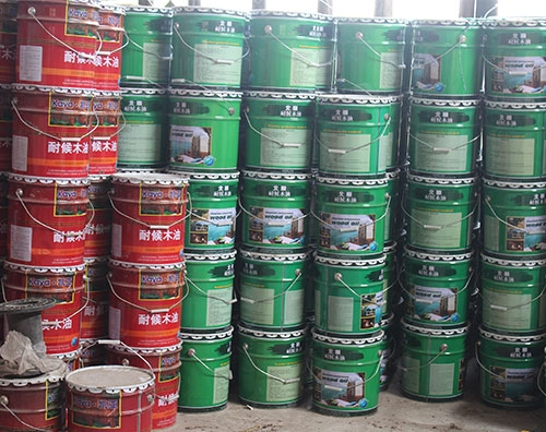 防腐木耐候木油