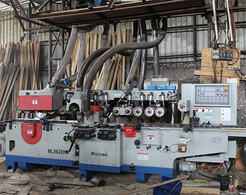 防腐木加工机器