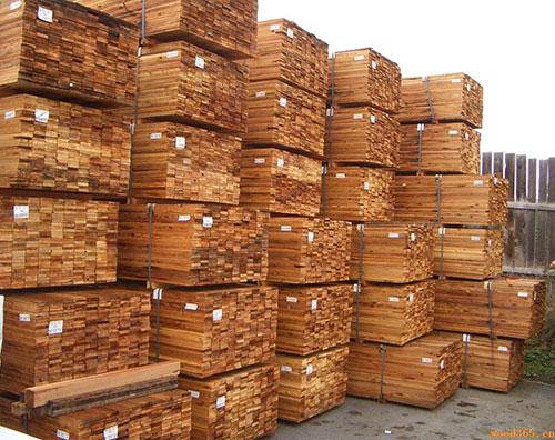 重庆防腐木木材