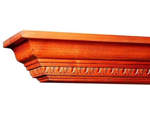 防腐木装饰线条